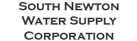 South Newton Water Supply Corporation Logo